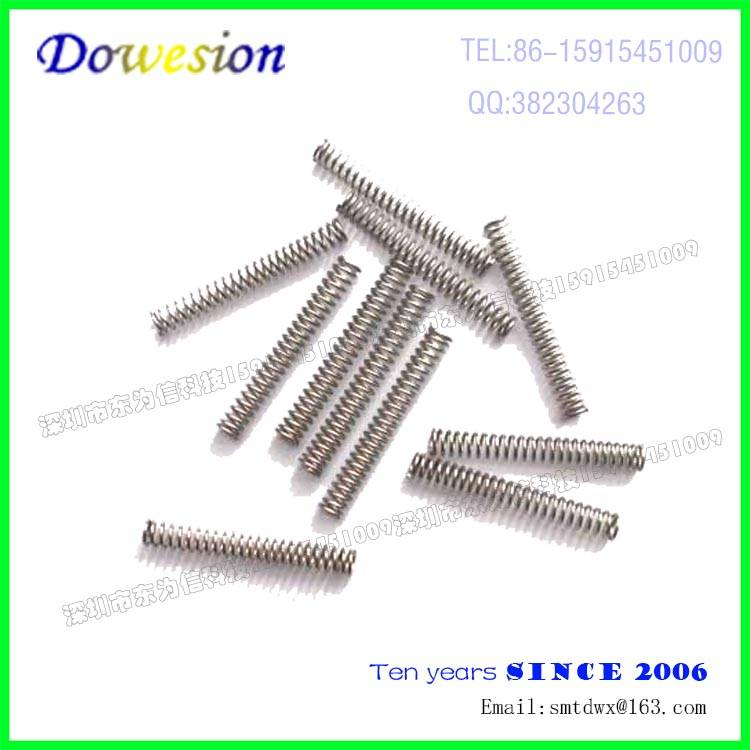 DWX KHJ-MC147-02-00 SPRING,TAPE GUIDE YAMAHA SS FEEDER PARTS