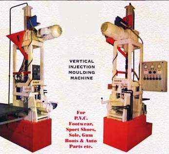 PVC Safety Shoes Making Machine