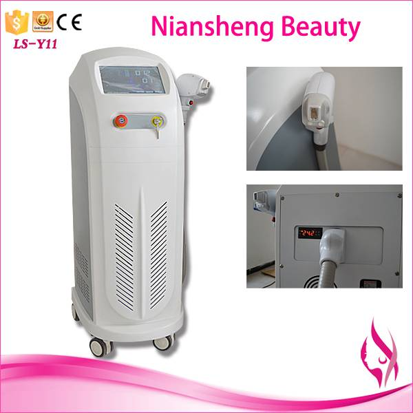 808 nm laser freezing painless hair removal