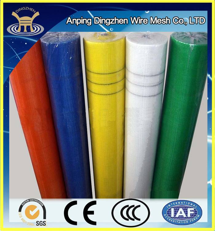 2015 Best Selling Alkali Resistant Fiberglass Mesh For Sale