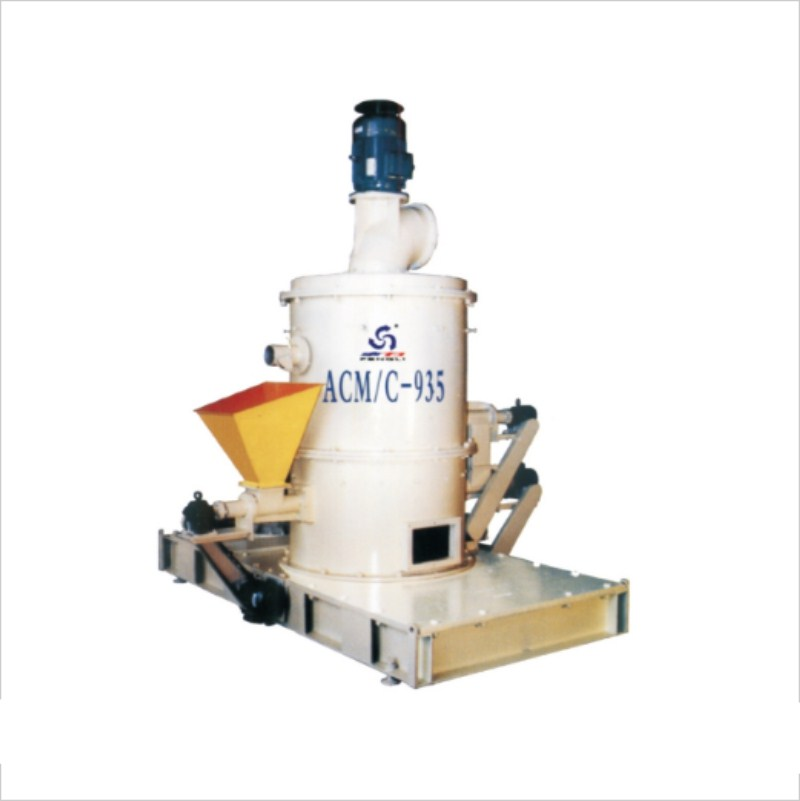 Sillica Gel Superfine Grinding Machine Chemical Pulverizer