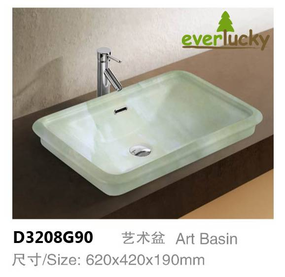 Ceramic Art Basin With Excellent Quality And Price D3208G90