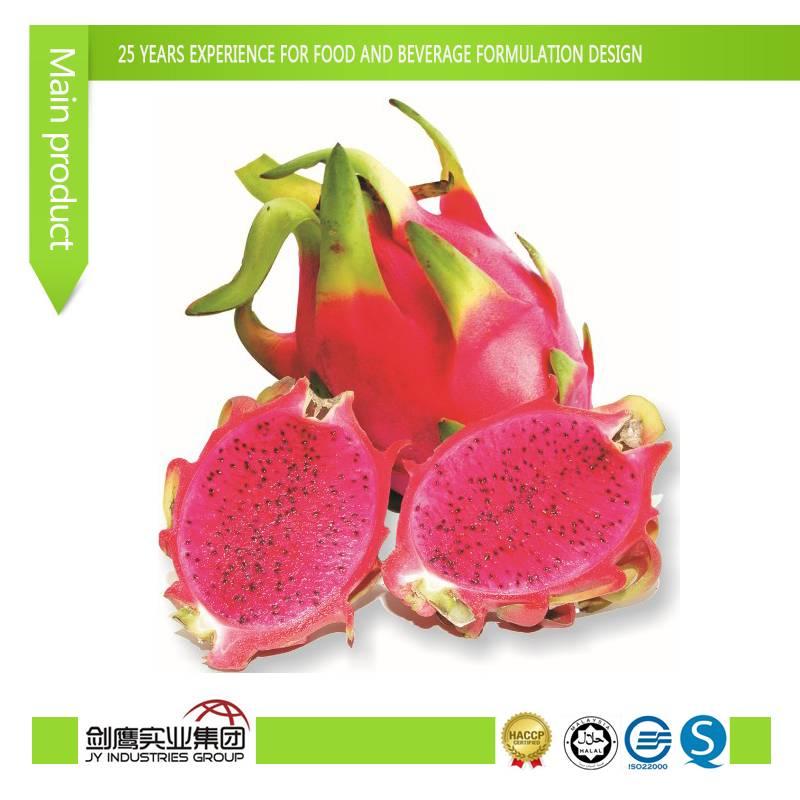 Dragon fruit Flavor for food