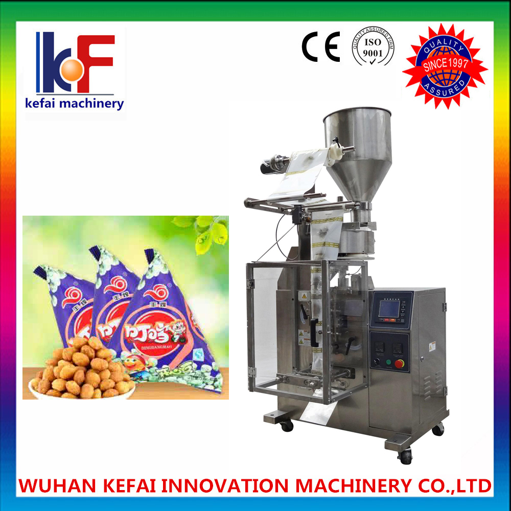 granule sachet coin powder packing vertical machinery