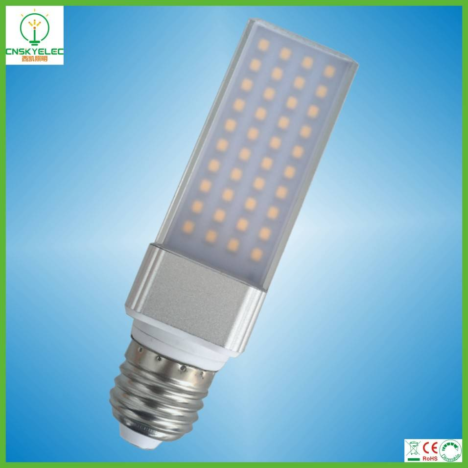 8W LED Pl Light E27 G24 G23 LED Pl Lamp