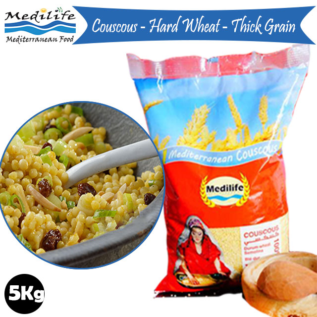 Couscous Thick Grain 5 kg