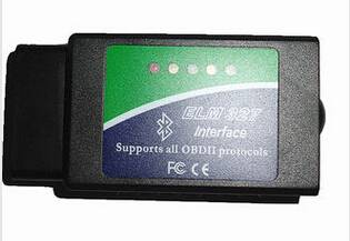 OBD2 / OBDii Bluetooth Car Diagnostic Tool , Mini Portable Automotive Diagnostic Scanner