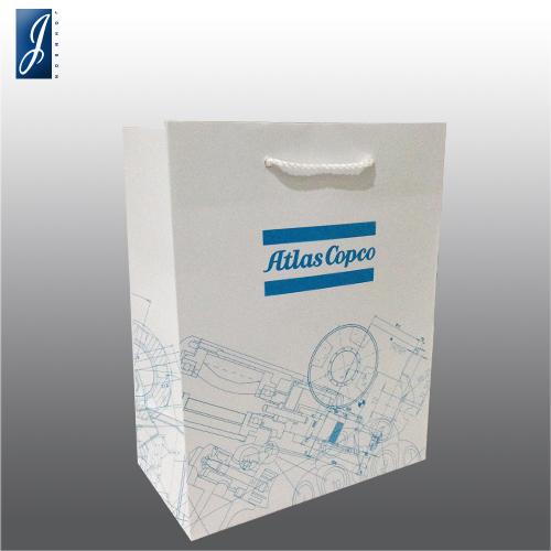Customized medium promotional bag for ATLAS