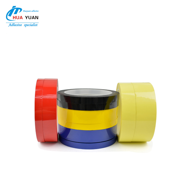 GOOD quality transparent mylar insulation tape for transformer in China