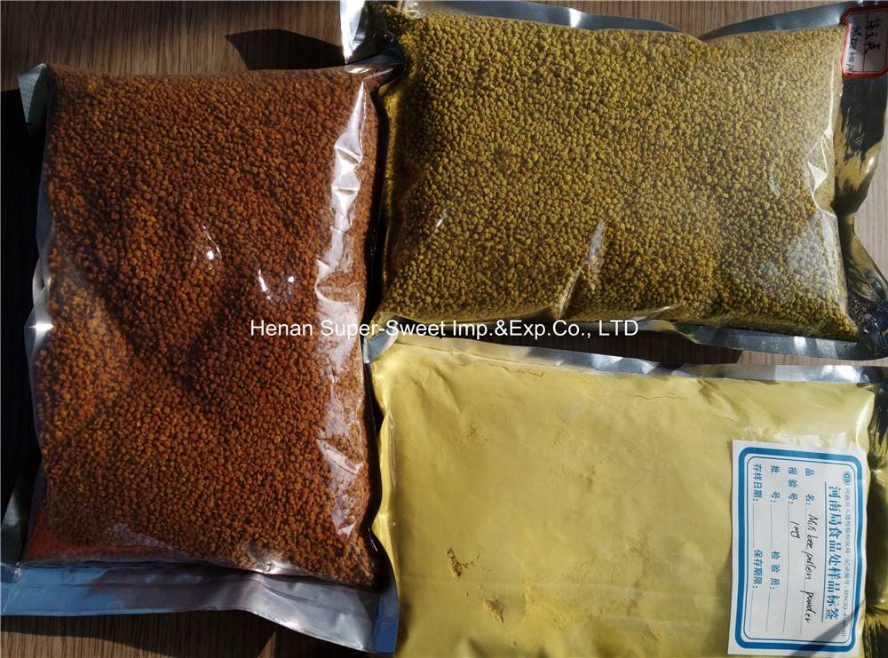 China supplier bee pollen powder
