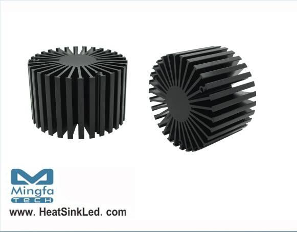 Bridgelux Modular Passive LED Cooler Cool-LED Simpo-BRI-8150