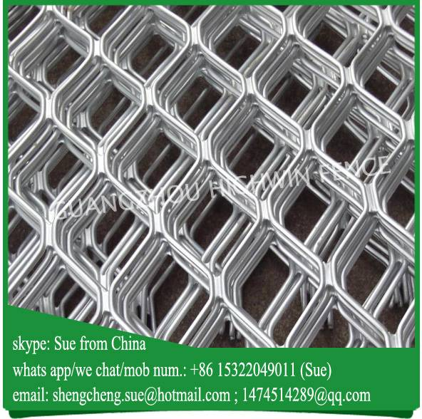 Guangzhou China Amplimesh Diamond Grid used for doors and windows