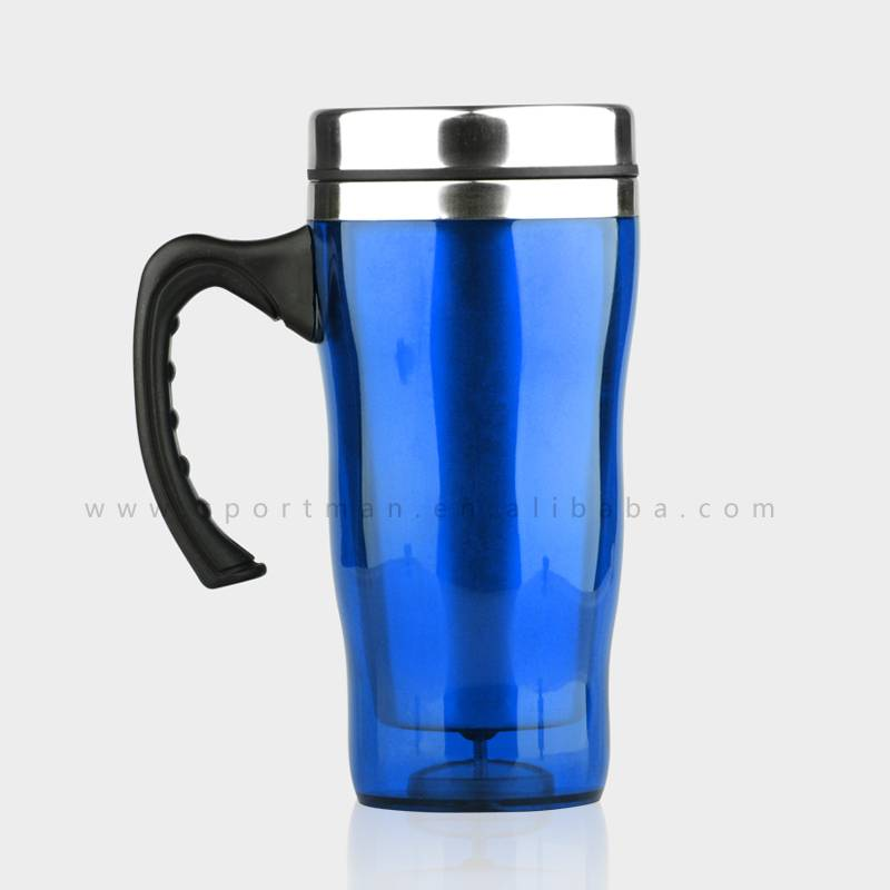 Custom Plastic Beer Mug Coffee Mug Travel Mug hot selling