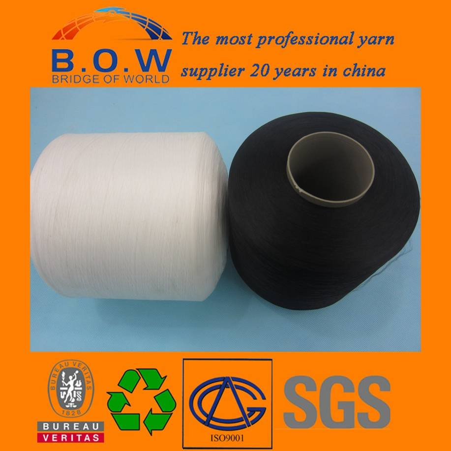 New/Cheap dyed spun polyester sewing thread