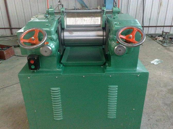 Lab rubber mixing mill/lab rubber mill/lab open mill  XK-160 Laboratory Rubber Mixing Mill     Appli