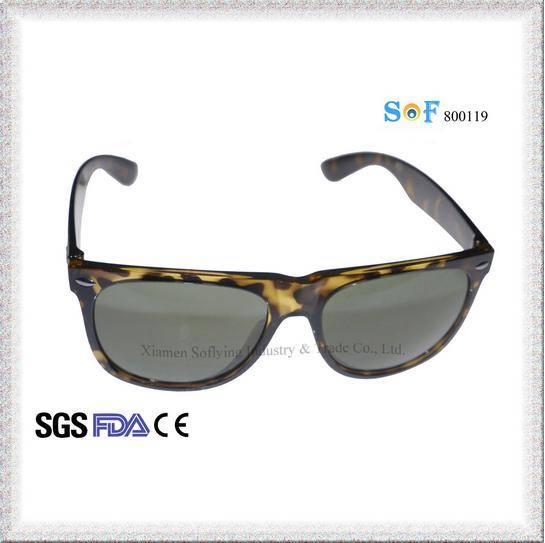 Fashion Designer Acetate Custom Hand Made Sunglasses with CR39 Lens