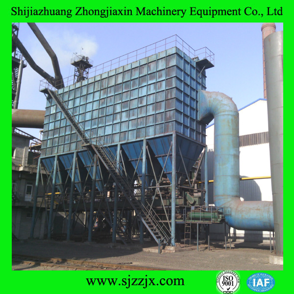 Industrial Baghouse Pulse Jet Dust Collector