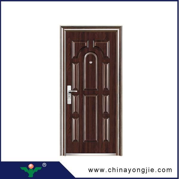 Yongkang Yujie exterior fancy steel door