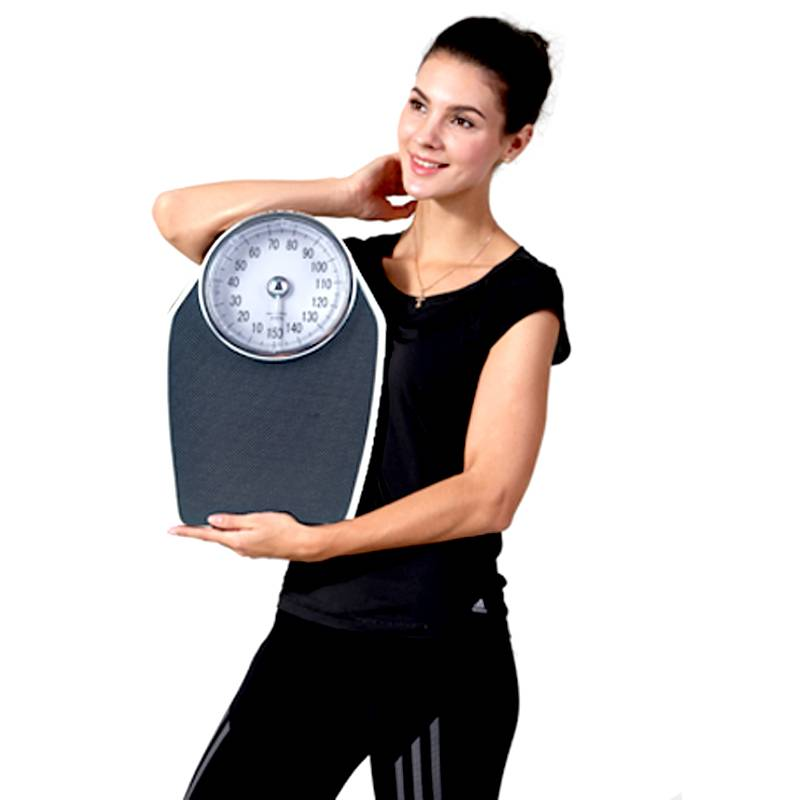 150kg Large Dial Mechanical Personal Scale Hotel Scale