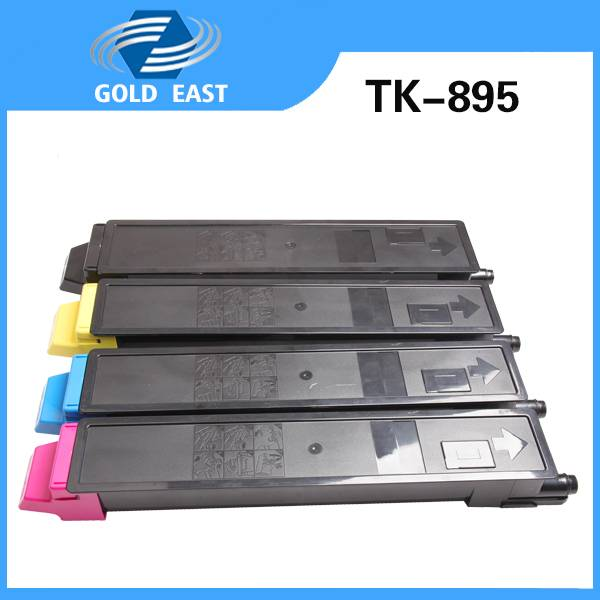 Hot selling compatible Kyocera toner TK-895