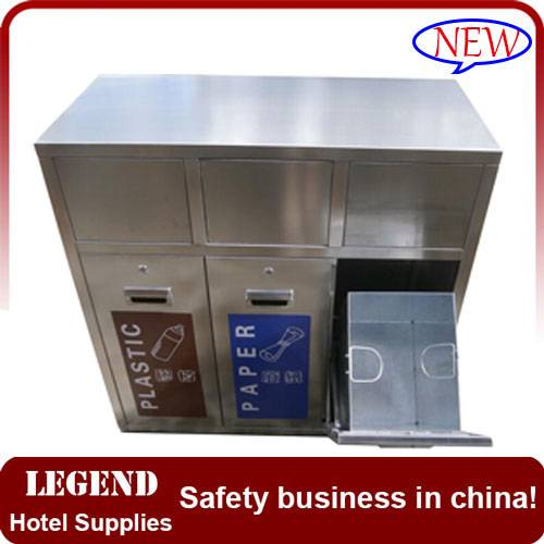 High quality eco-friendly outdoor garbage bin