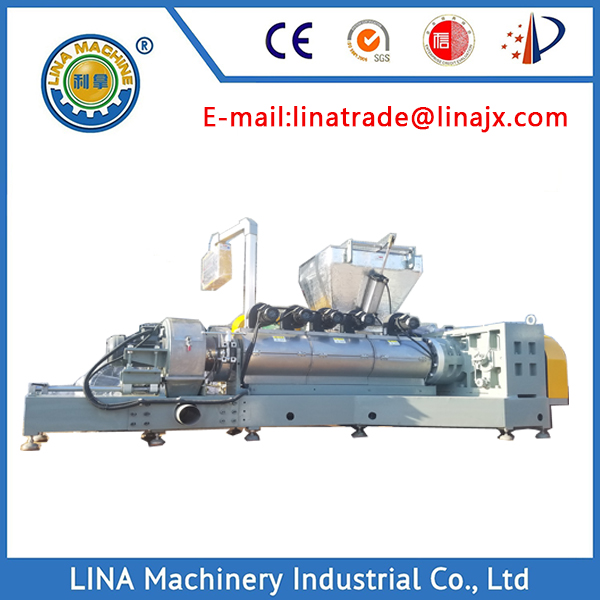 EPDM Hot Cutting Pelletizing Line
