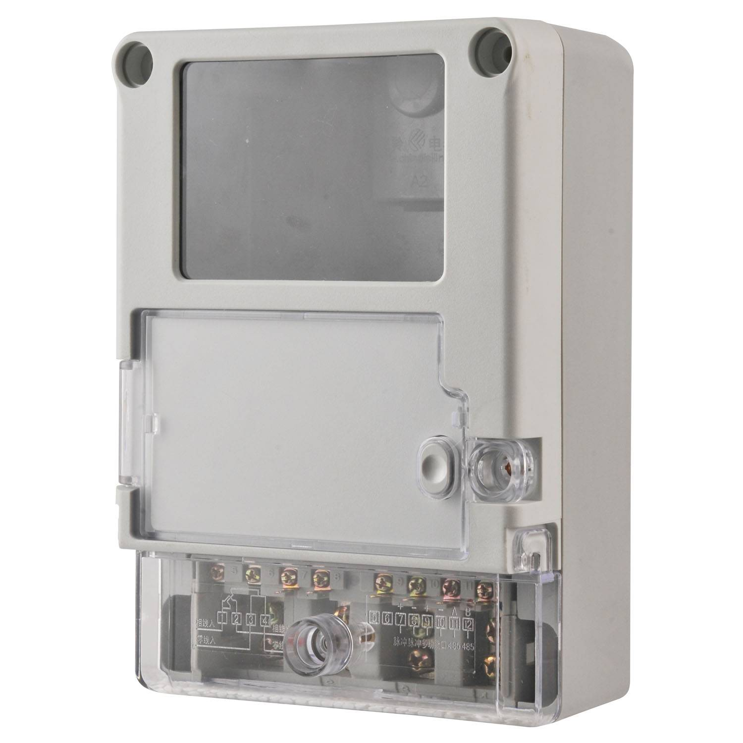 Single-phase Electric Meter Case 2060-1