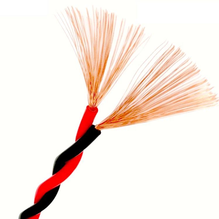 RVS PVC insulate flexible customized 16/25/36/40/55 mm electrical cables scrap copper