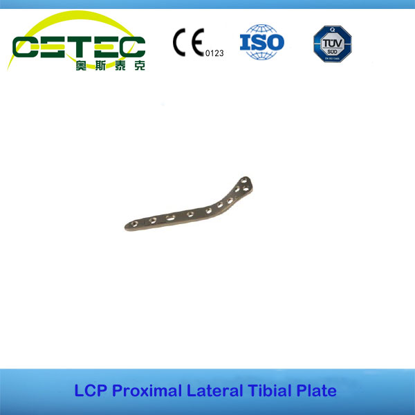 LCP Proximal Lateral Tibial Plate