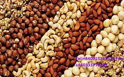 Almond Nuts , Pistachio Nuts, Cashew Nuts, Pecan Nuts origin of America