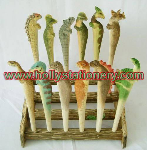 Supply animal ball pen/animal shaped pens/wooden animal pen