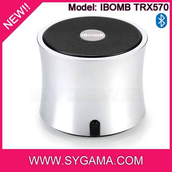 IBomb patent stereo portable bluetooth mini speaker