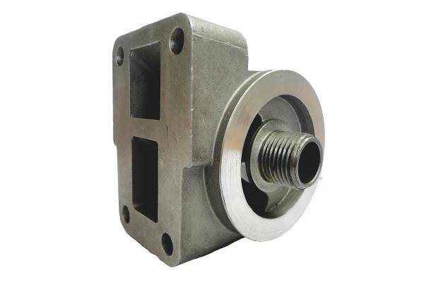 OEM precision aluminum die casting Communication Product