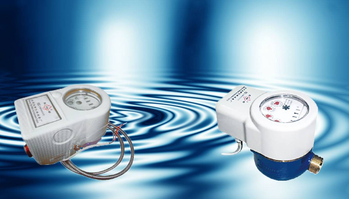 Rotor Water Meter(wet type): LSX/R/Y