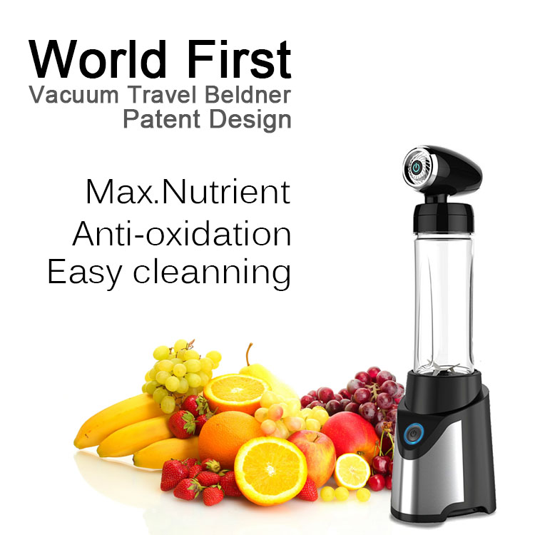 Ideamay World First Design Vacuum Travel Blender Original Factory