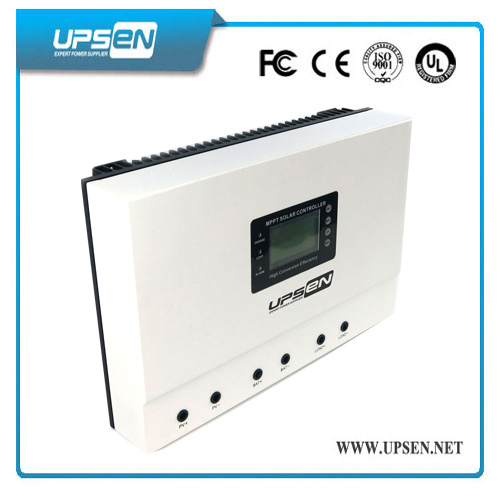 LCD Display Auto Recognition MPPT Solar Charge Controller 80A-100A