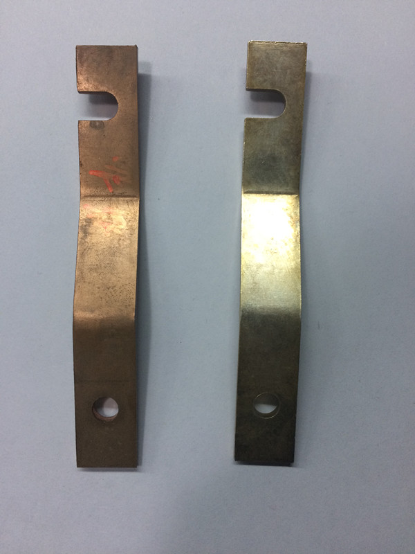 Customized Metal Stamping Parts for Auto Parts, Off Standard Part
