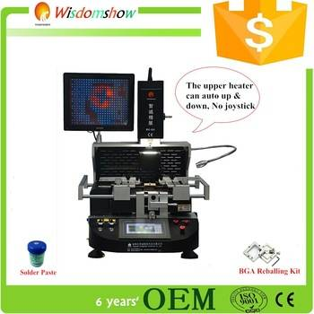 110V popular around the world WDS-650 automatic welding machine bga, mobile phone solder and desolde