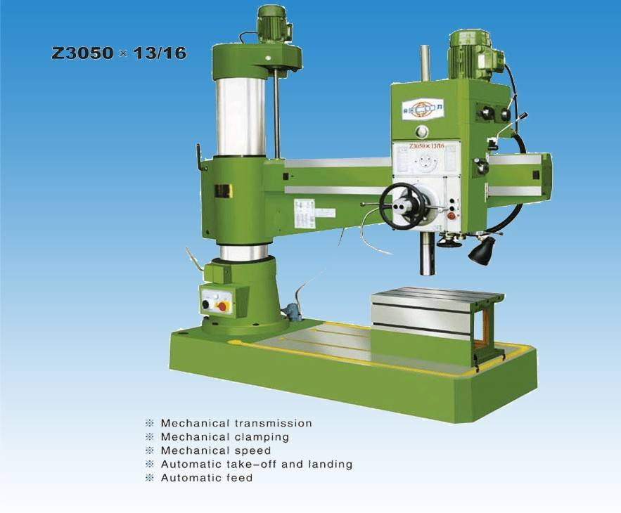 Radial drilling machine Z3050x13/16
