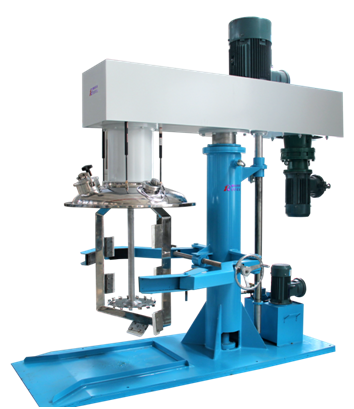 MC-Concentric Double Shaft Agitator