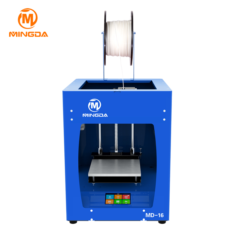 professional 3d printer machine for all kinds of filaments high precision 3d printer factory