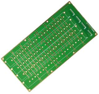 NEW 2 layer F4B high-frequency pcb production