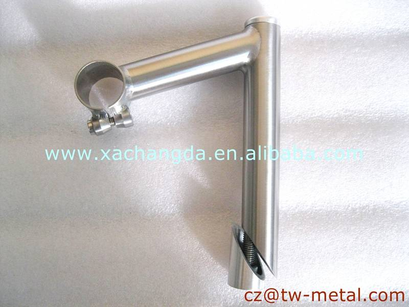 Customized titanium bicycle stem bike stem XACD Ti bike part