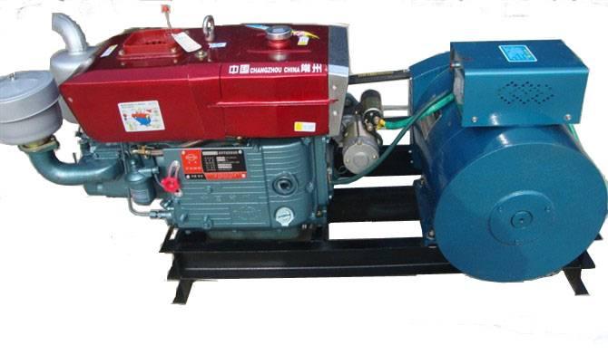 15kw diesel generator set with Changchai engine