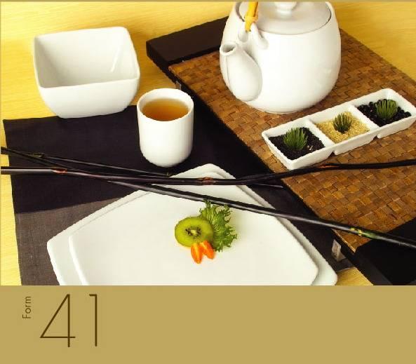Porcelain Dinnerware (P41)