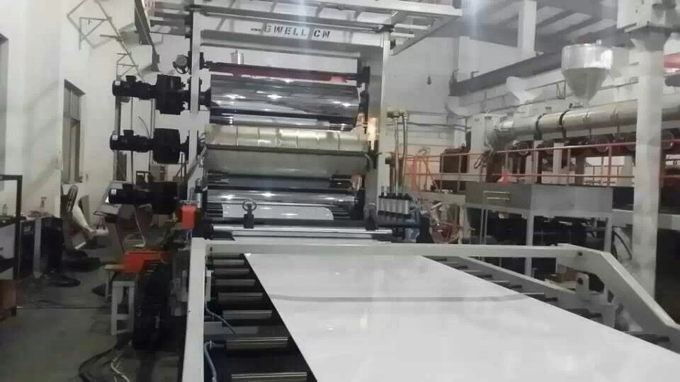 PVDF Thick Board Extrusion Line