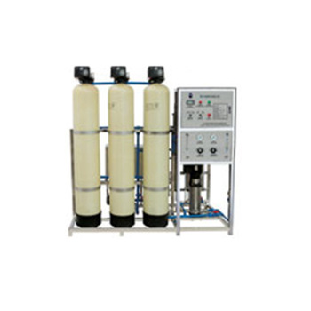 Hard Water / Brackish Water Treatment Machine with Reverse Osmosis Technology 450L/H water reverse o