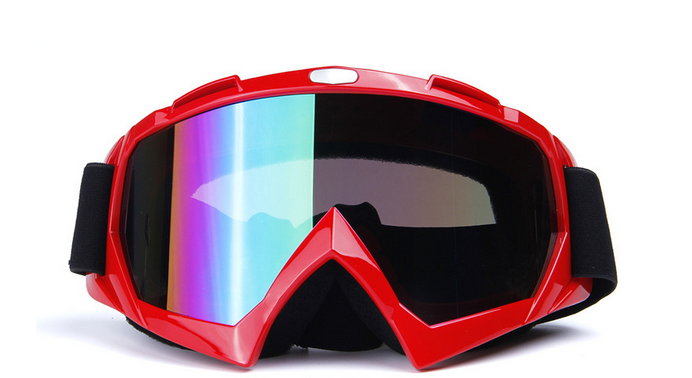 Custom comfortable wearing snow ski goggles