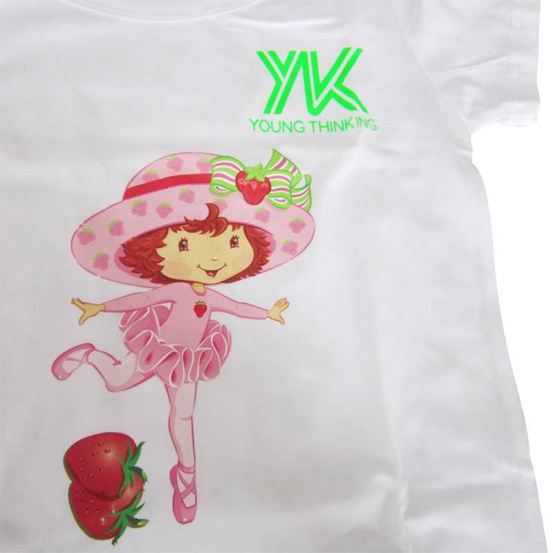 heat transfer printing for t-shirt