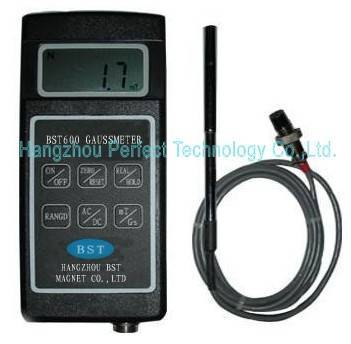 bst600 gaussmeter teslameter hangzhou perfect technology co , ltd